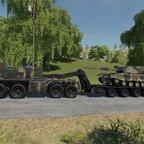 Faun (SLT) Elefant mit Leopard 1A3