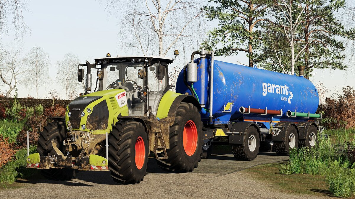 Claas Power